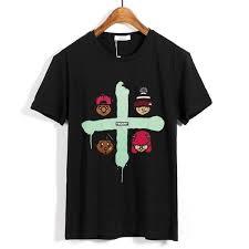 Dress Fashion Mens Fashion Lil Wayne Trukfit Rap Short Sleeve Shirts Casual Summer Tops Affordable