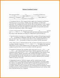 Business Service Contract Template Best Of Best Simple Contract ...