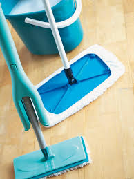 Wet Kitchen Floor The Best Cleaning Tools For The Job Hgtv
