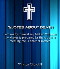 Inspirational Death Quotes For Loved Ones