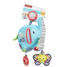 Развивающая <b>плюшевая игрушка Fisher Price</b> &quot