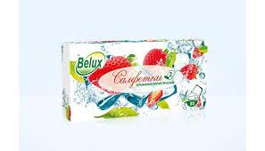 <b>Салфетки косметические</b> 2-х слойные 80 листов <b>Belux</b> — купить ...