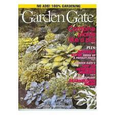garden gate magazine. Simple Gate If  With Garden Gate Magazine Z