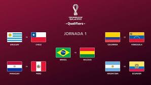 Las eliminatorias qatar 2022 se reinician en junio próximo, antes del comienzo de la copa américa. Eliminatorias Qatar 2022 Horarios Canales De Tv Y Programacion Completa De Los Partidos De La Fecha 1 Eliminatorias Qatar 2022 Trome