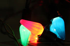 artsy lighting. Artsy Lighting. Vintage Christmas Lights: C-6 Taper Bulbs Lighted Lighting S
