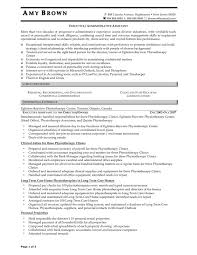 Template Resume Examples Personal Assistant Fresh Example Skills