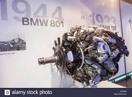 BMW 5 Series bmw aircraft engines : Germany, Bavaria, Munich, BMW Museum, Display of Historic 1944 BMW ...