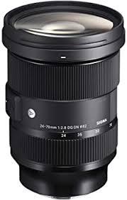 Sigma 24-70mm F2.8 DG DN Art Sony E Mount ... - Amazon.com