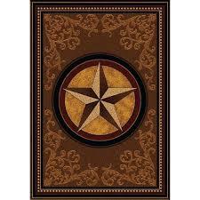 texas star area rugs star area rugs rug brown lone rustic texas star area rugs texas star area rugs