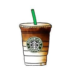 85 Starbucks Coffee Clipart Transparent Iced Coffee Starbucks Hot