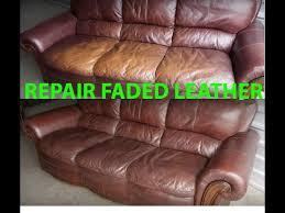 fix faded leather fast you