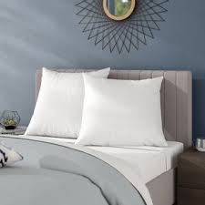 28x28 pillow insert. Perfect 28x28 Cotton Euro Pillow Set Of 2 For 28x28 Insert