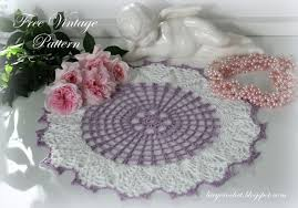 Crochet Doily Patterns Awesome Lacy Crochet Free Doily Patterns