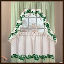 Ivy Kitchen Curtains