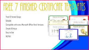 Fun Run Certificate Template 5 Sports Certificate Templates Cricket 84754 Fabtemplatez