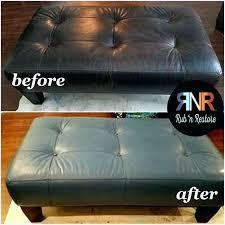 leather sofa paint storm blue vinyl dye spray