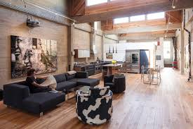 loft furniture ideas. incredible open plan rustic loft meets modern furniture and inside 15 ideas about l