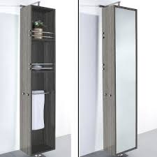 Bathroom Mirror Storage Illuminated Bathroom Mirror Cabinet Free Image