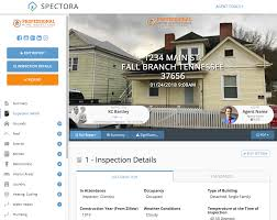 Report With Pictures Sample Home Inspection Reports For Homebuyers Spectora