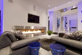 Interior Design For Lcd Tv In Living Room Design A Living Room With A Space Heater Located Beneath The Lcd