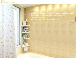 Plastic Corner Shower Shelves Plastic Shelves For Bathroom Shower Hanging Telescopic Corner 82