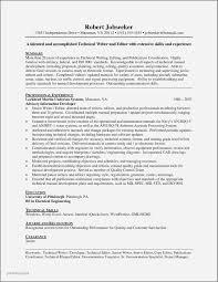 30 Elegant Resume Writing Organizational Skills Jonahfeingold Com