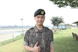 2PM チャンソン、テギョンに続き新兵教育大隊の助教に抜擢! | K-PLAZA