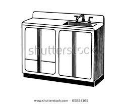 kitchen sink clipart black and white. 23 classy kitchen sink clipart that will add charm freshness \u2022 diggm black and white c