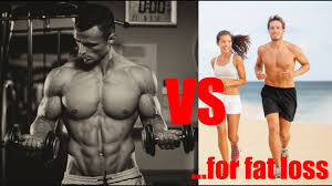 cardio vs weights for fat loss which exercise is best for losing weight neil stronger leaner