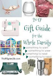 family gift ideas 2017 family gift guide gift