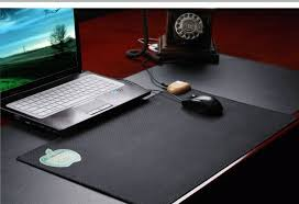 computer desk mats rubber pad lap with regard to mat for ideas 15