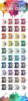 Names Of Kitchen Appliances 17 Best Ideas About Kitchenaid Mixer Colors On Pinterest Mixer