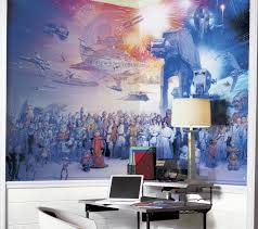 star wars saga xl wallpaper mural 10 5 x 6