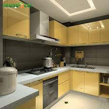 Wallpaper For Kitchen Cabinets Self Adhesive Wallpaper For Kitchen Cabinets