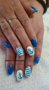 180 Nehty Neon Blue Whitejpg Nehty Od Andrejky
