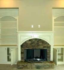 built in media center custom media center built in media center cabinet fireplace room custom north