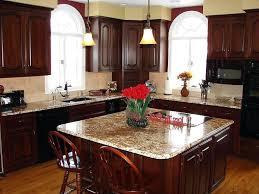 dark cherry wood kitchen cabinets image of cherry wood kitchen cabinets cherry kitchen cabinets with dark