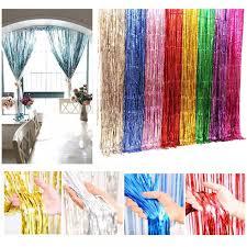 foil curtain silver partywarehouse co nz gold fringe curtain nz oropendolaperu org