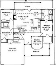 images about House Plans on Pinterest   House plans    Split bedroom flooplan    sq  ft  okay layout  dislike curb appeal