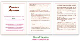 Agreement Templates | Microsoft Office Templates