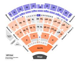 Nikon Seating Chart Jones Beach Seating Chart How To Get Cheapest Tickets