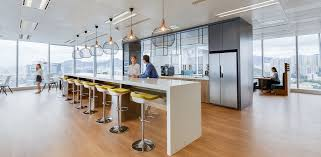 Top Interior Design Firm In Bangkok Space Matrix Leading Workplace Corporate Office Interior