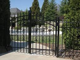 custom fence and gates from national systems national fence nj u56