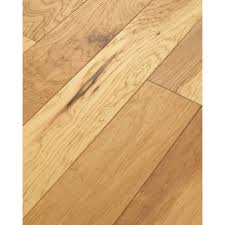 walking tall engineered tennessee plank old hickory hickory scratch resistant aluminum oxide natural 6 5 wide x up to 8 long x 1 2 thick
