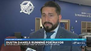 Dustin Daniels running for mayor of Tallahassee