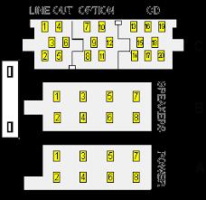 kia and hyundai car audio head units pinouts diagrams pinoutguide com 36 20 8 8 pin head unit car stereo iso kia cdp wma