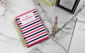 Making A Daily Planner The Daily Planner A Striving Flawlessly Planner