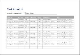 Project Task List Template Word Word Todo List Template Barca Fontanacountryinn Com