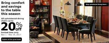 ikea black furniture. Ikea Pre Black Friday Sale: Up To 20% Off Dining Chairs Ikea Black Furniture