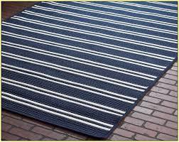 stylish navy and white bath rug black and white striped bath rug home design ideas